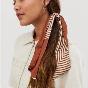 ASOS Hair scarf